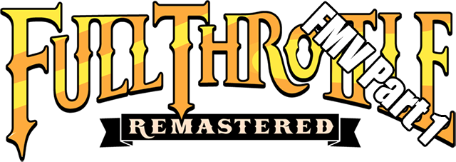 The Full Throttle Remastered logo