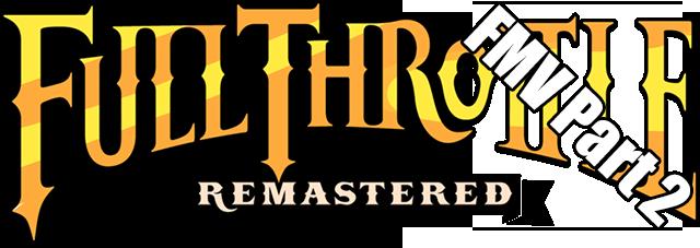 Gamasutra: Trevor Diem's Blog - The Full Throttle Remastered